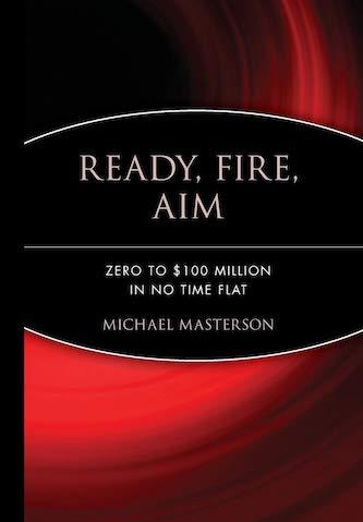 ready aim fire business book