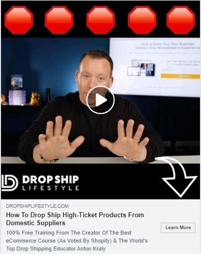arrow ads